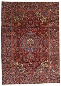 Bakhtiar Teppe 213X305 Ekte Orientalsk Håndknyttet Mørk Rød/Svart (Ull, Persia/Iran)