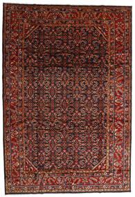 Lillian Teppe 285X414 Ekte Orientalsk Håndknyttet Mørk Rød/Mørk Brun Stort (Ull, Persia/Iran)