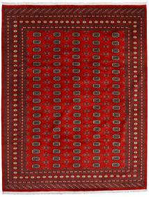 Pakistan Bokhara 2Ply Teppe 248X316 Ekte Orientalsk Håndknyttet Mørk Rød/Rust (Ull, Pakistan)