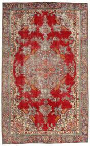 Vintage Heritage Teppe 185X298 Ekte Moderne Håndknyttet Rust/Mørk Rød (Ull, Persia/Iran)
