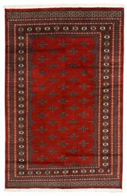 Pakistan Bokhara 2Ply Teppe 153X234 Ekte Orientalsk Håndknyttet Mørk Rød/Mørk Brun (Ull, Pakistan)