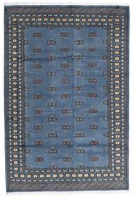 Pakistan Bokhara 2Ply Teppe 173X258 Ekte Orientalsk Håndknyttet Blå/Mørk Grå (Ull, Pakistan)