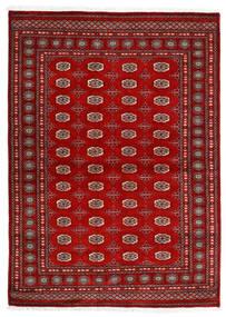 Pakistan Bokhara 3Ply Teppe 173X241 Ekte Orientalsk Håndknyttet Mørk Rød/Rust (Ull, Pakistan)