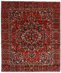 Bakhtiar Teppe 310X370 Ekte Orientalsk Håndknyttet Mørk Rød/Rust Stort (Ull, Persia/Iran)
