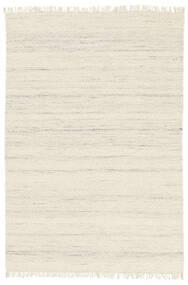 Chinara - Natural/Vit Teppe 250X350 Ekte Moderne Håndvevd Lys Grå/Hvit/Creme Stort (Ull, India)