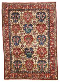 Bakhtiar Collectible Teppe 200X292 Ekte Orientalsk Håndknyttet Mørk Brun/Mørk Rød (Ull, Persia/Iran)