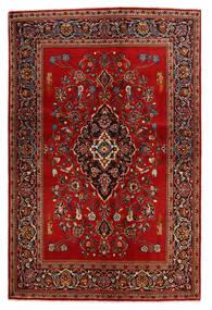 Keshan Teppe 138X210 Ekte Orientalsk Håndknyttet Rust/Mørk Brun (Ull, Persia/Iran)