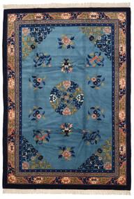 Kina Antikkfinish Teppe 213X305 Ekte Orientalsk Håndknyttet Mørk Lilla/Mørk Blå (Ull, Kina)