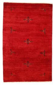 Huttan Teppe 82X131 Ekte Orientalsk Håndknyttet Rød (Ull, Pakistan)