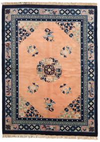 Kina Antikkfinish Teppe 168X229 Ekte Orientalsk Håndknyttet (Ull, Kina)