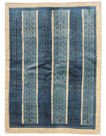 Gabbeh Persia Teppe 154X210 Ekte Moderne Håndknyttet Mørk Blå/Blå (Ull, Persia/Iran)