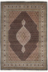 Tabriz Royal Teppe 235X340 Ekte Orientalsk Håndknyttet ( India)