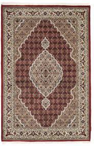 Tabriz Royal Teppe 123X185 Ekte Orientalsk Håndknyttet ( India)
