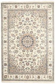 Nain Indisk Teppe 198X297 Ekte Orientalsk Håndknyttet ( India)
