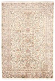 Kashmir Ren Silke Teppe 170X250 Ekte Orientalsk Håndknyttet Beige/Lysbrun (Silke, India)