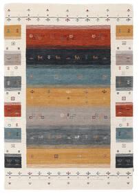 Loribaf Loom Designer - Multi Teppe 120X180 Moderne Gul/Beige (Ull, India)