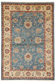 Ziegler Ariana Teppe 102X150 Ekte Orientalsk Håndknyttet Beige/Mørk Brun (Ull, Afghanistan)
