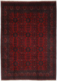 Afghan Khal Mohammadi Teppe 203X297 Ekte Orientalsk Håndknyttet (Ull, Afghanistan)