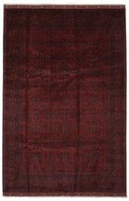 Afghan Khal Mohammadi Teppe 200X299 Ekte Orientalsk Håndknyttet (Ull, Afghanistan)