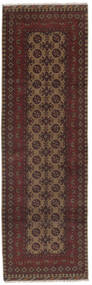 Afghan Teppe 79X248 Ekte Orientalsk Håndknyttet Teppeløpere (Ull, Afghanistan)