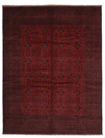 Afghan Khal Mohammadi Teppe 303X387 Ekte Orientalsk Håndknyttet Stort (Ull, Afghanistan)