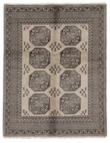 Afghan Teppe 154X198 Ekte Orientalsk Håndknyttet (Ull, Afghanistan)