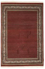 Mir Indisk Teppe 140X205 Ekte Orientalsk Håndknyttet (Ull, India)