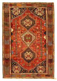 Ghashghai Teppe 182X270 Ekte Orientalsk Håndknyttet (Ull, Persia/Iran)