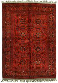 Afghan Khal Mohammadi Teppe 169X240 Ekte Orientalsk Håndknyttet (Ull, Afghanistan)