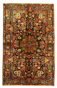 Nahavand Teppe 153X248 Ekte Orientalsk Håndknyttet (Ull, Persia/Iran)