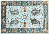 Vega Sari silke - L.Blue