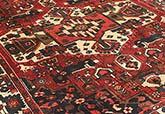 Persiske nomade / landsbytepper