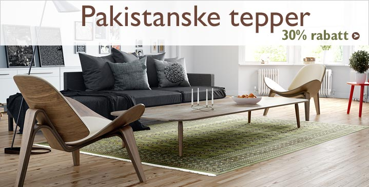 Pakistanske tepper